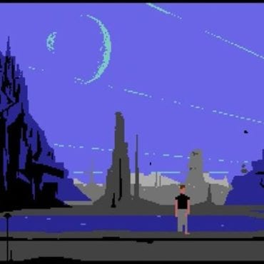 Another World Intro (C64) [2019]