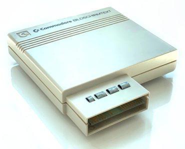 Commodore Bildschirmtext II Decoder Cartridge...