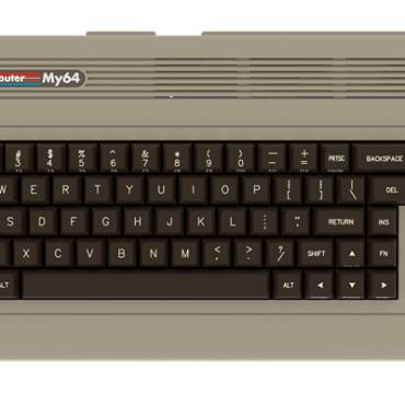 The Retro C64X is back!